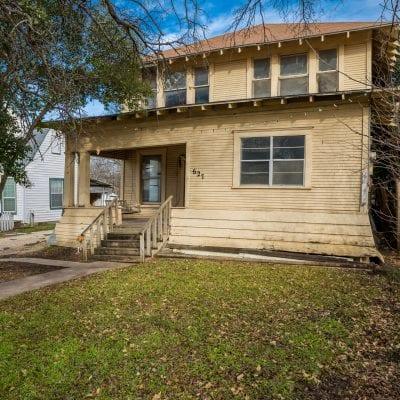 SOLD     627 E. Elm Street, Hillsboro, TX