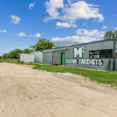 COMMERCIAL PROPERTY on Almost 6 Acres, 1000 E. Jefferson, Whitney