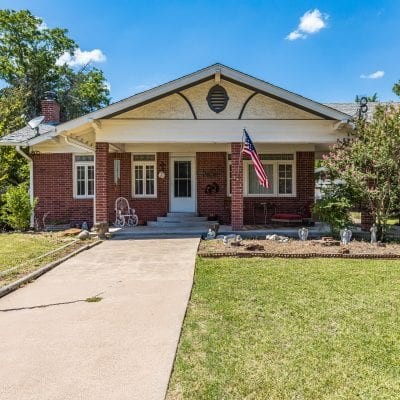 SOLD  Charming Craftsman with Modern Updates
