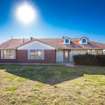 TEMPORARILY OFF THE MARKET     ABBOTT ISD Move-in ready 3/2