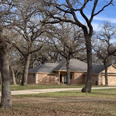 UNDER CONTRACT …….1614 River Road, Waco (Gholson)