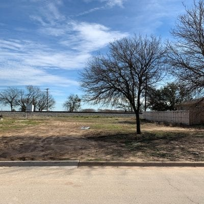 SOLD – Lot on Stillmeadow Dr in West